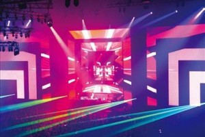 HD LED displays iHc series